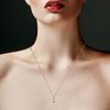 Colgante de Oro 18 kt Modelo Corazón Pequeño