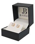 Aro Oro 18kt Diamantes Bicolor 1,62 quilates