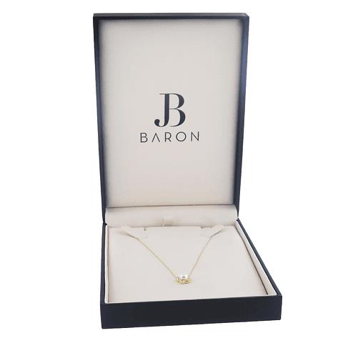 Collar Oro 18kt Perla Cultivada 5mm