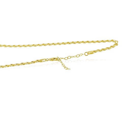 Collar Oro 18kt peso 4,7grs