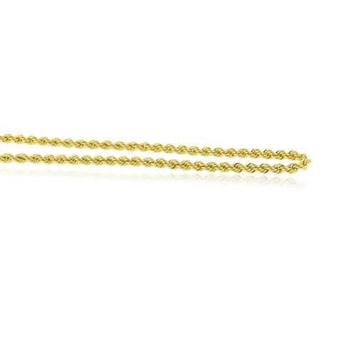 Collar Oro 18kt Turbillon  45cm 8,0grs