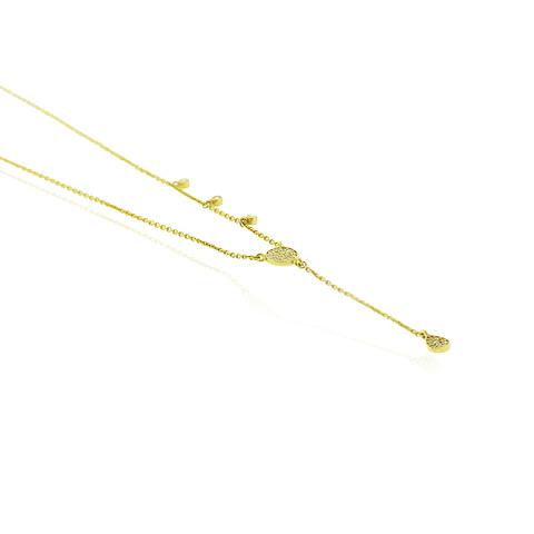 Collar Oro 18kt Diamantes