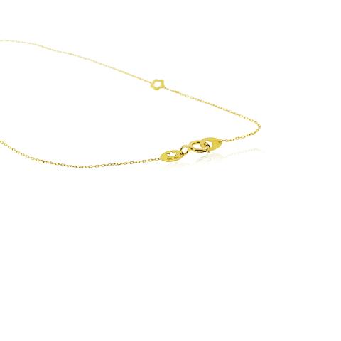 Collar Oro 18kt Mano de Fatima