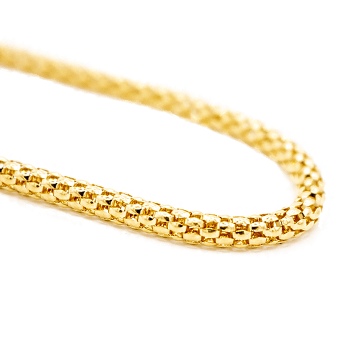 Collar de Oro 18 Kts. de 15,7 grs.