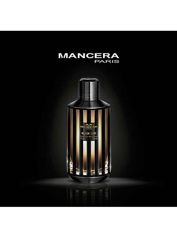 Mancera Black Line Edp 120ml