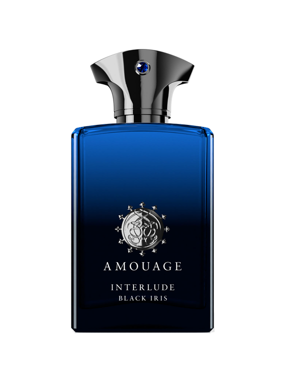 Interlude Black Iris Amouage (Made in Omán) - Decants