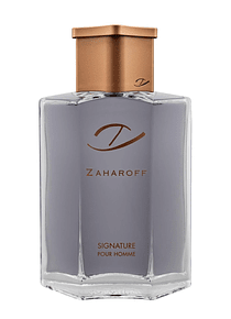 Zaharoff Signature Pour Homme 120ml
