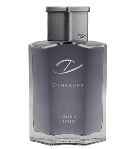 Zaharoff Signature Noir Edp 60ml