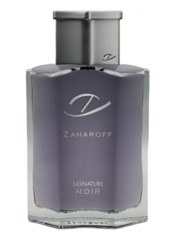 Zaharoff Signature Noir 60ml