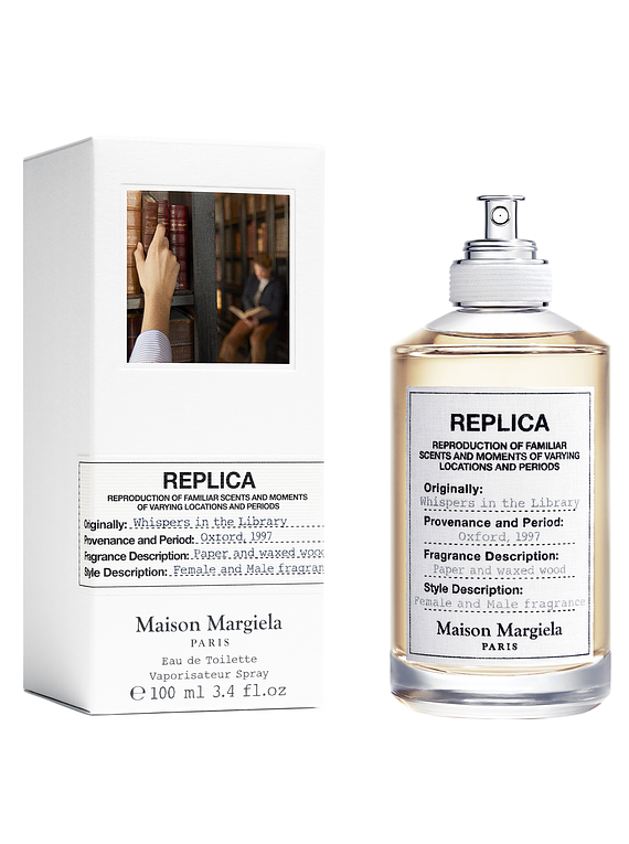Replica Whispers in the Library Maison Margiela Edt 100ml