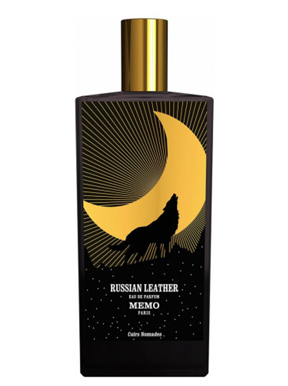 Memo Russian Leather - Decants