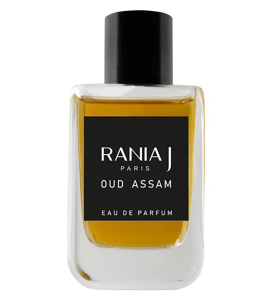 Rania J Oud Assam - Decants