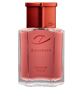 Zaharoff Signature Rosé Edp - Decants