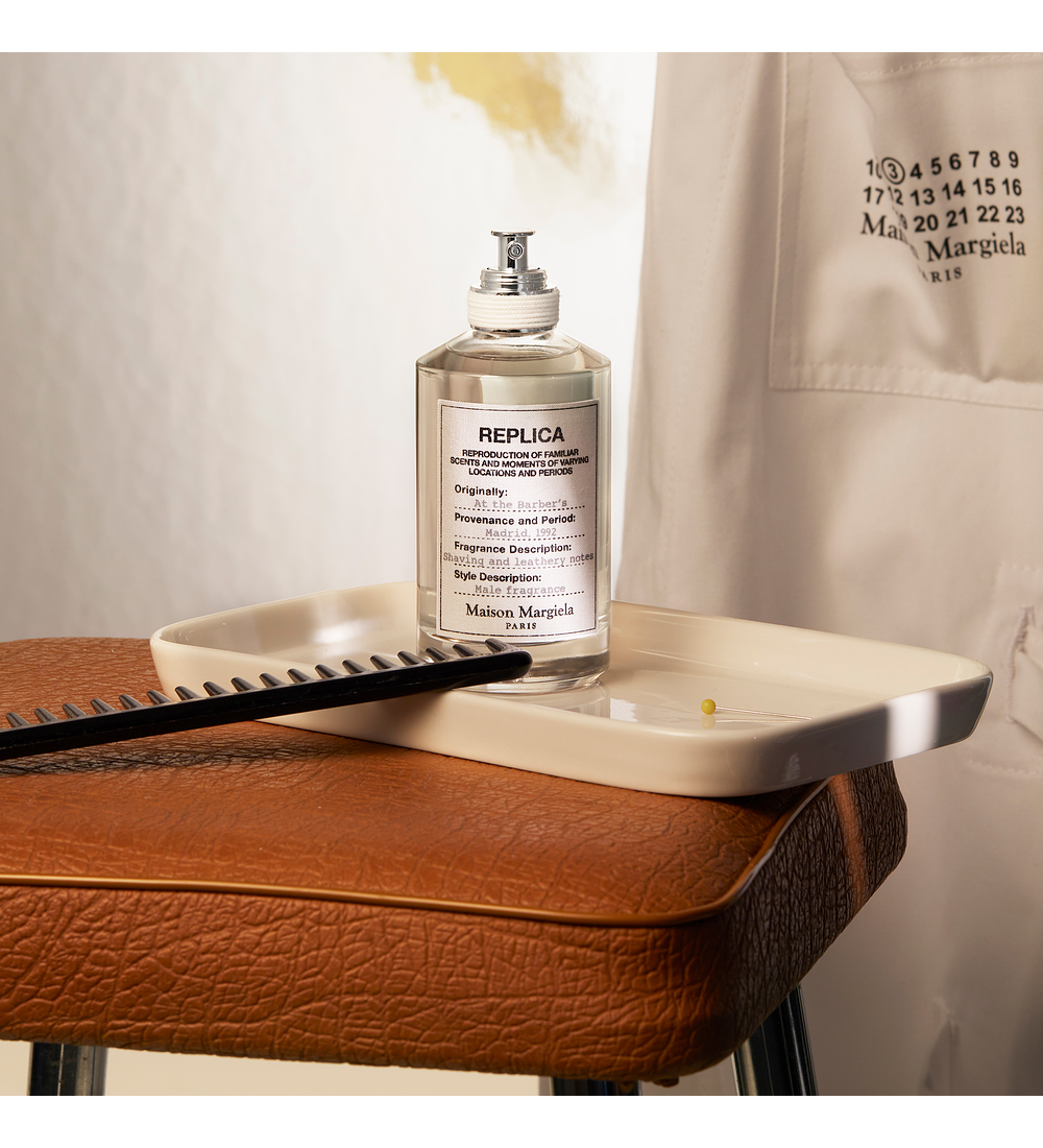 Replica At The Barbers Maison Margiela - Decants