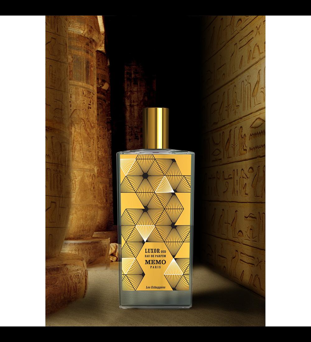 Memo Luxor Oud - Decants