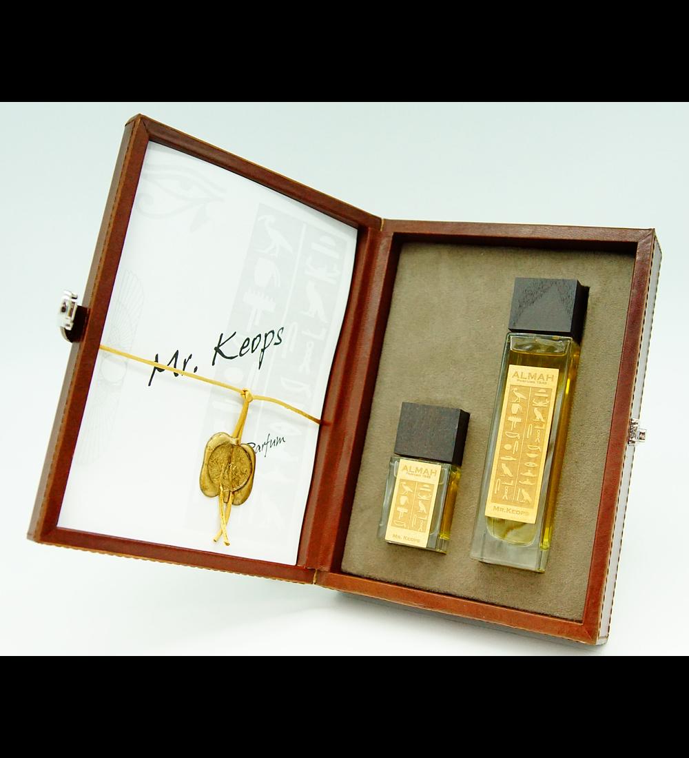 Almah Parfums Mr. Keops 100 + 30ml