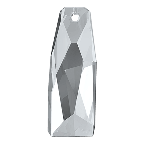 CRYSTALACTITE PENDANT PETITE PARTLY FROSTED CRYSTAL 001   35,0 MM