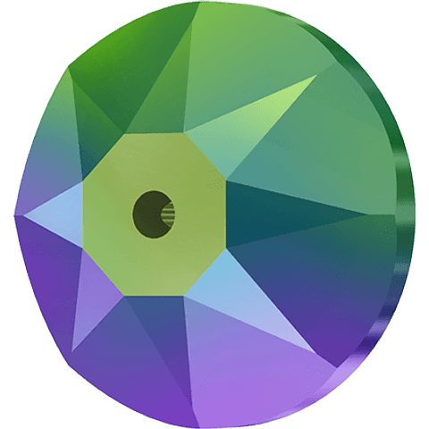 XIRIUS LOCHROSE SCARABAEUS GREEN 3 MM