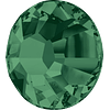 Flat Back  Emerald