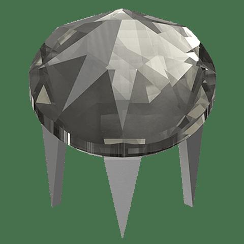 ROSE PINS BLACK DIAMOND SS 16
