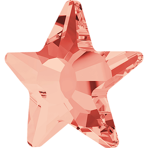 STAR ROSE PEACH 5 mm