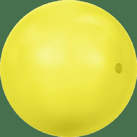 YELLOW NEON PEARL 2,0 MM