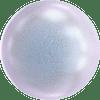 PEARL IRIDESCENT DREAMY BLUE  4 mm