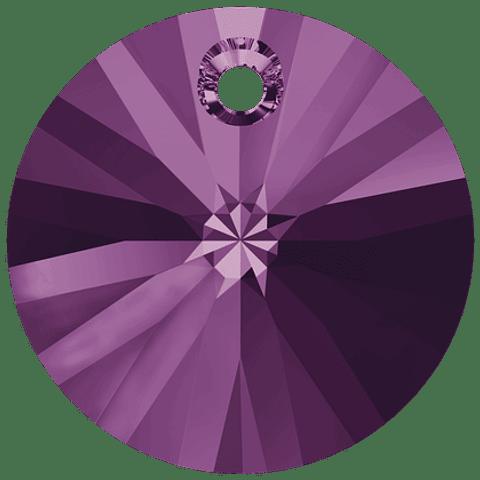 Xilion Pendant Amethyst 12 mm