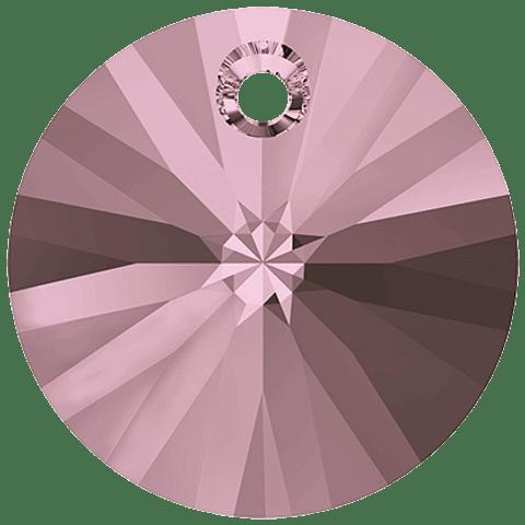 Xilion Pendant Antique Pink 8 mm