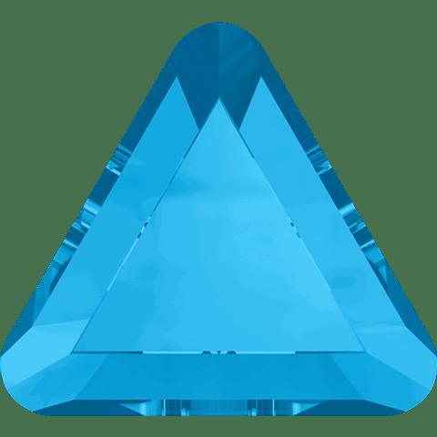 TRIANGLE AQUAMARINE   3,3 mm