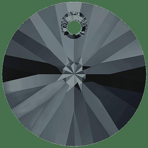 Xilion Pendant Graphite 8 mm