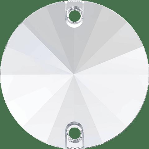 Rivoli Sew On 001  12 mm