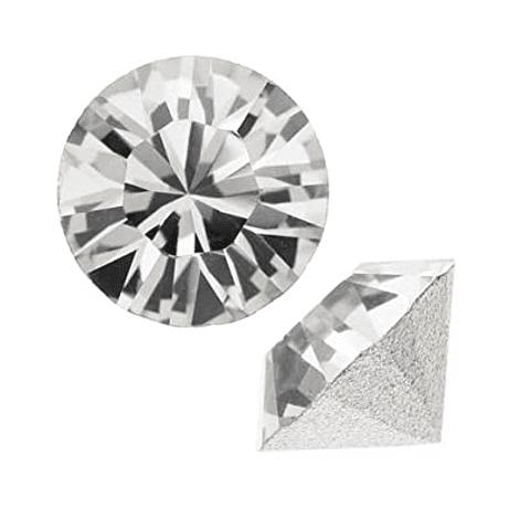 CHATON CRYSTAL 001  ( diámetro, 5 centímetros)
