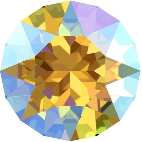 CHATON SS 29 LIGHT TOPAZ SHIMMER ( 6.14 -6.32 milímetros )