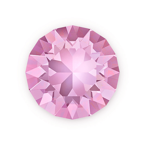 CHATON SS 30 LIGHT ROSE ( 6.32 - 6.50 milímetros )