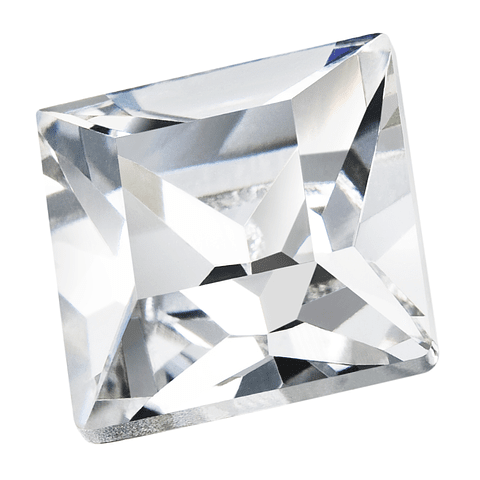 FANCY SQUARE CRYSTAL 6 x 6 mm