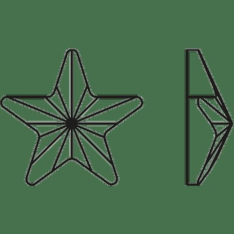 STAR AURORA JET 5 mm