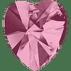 SWAROVSKI XILION HEART PENDANT
