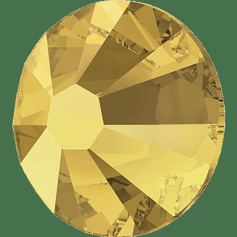 METALLIC SUNSHINE FLAT BACK