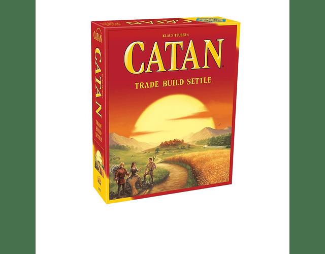 Catan (inglés)