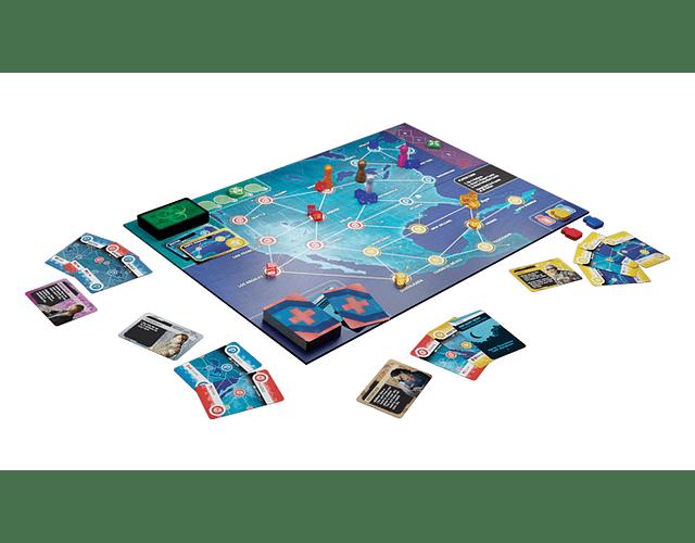 Pandemic: Zona 0 - Norteamérica