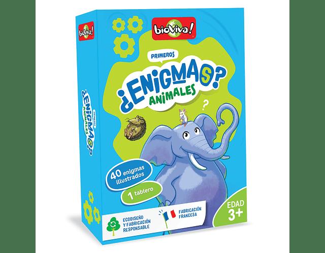 Primeros Enigmas: Animales