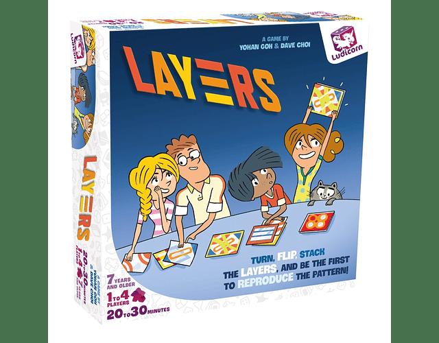 Layers (Inglés)