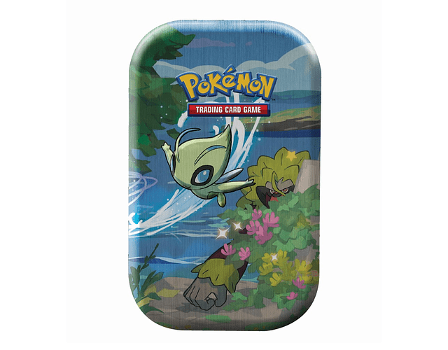 Destinos Brillantes Pokémon Mini Tin