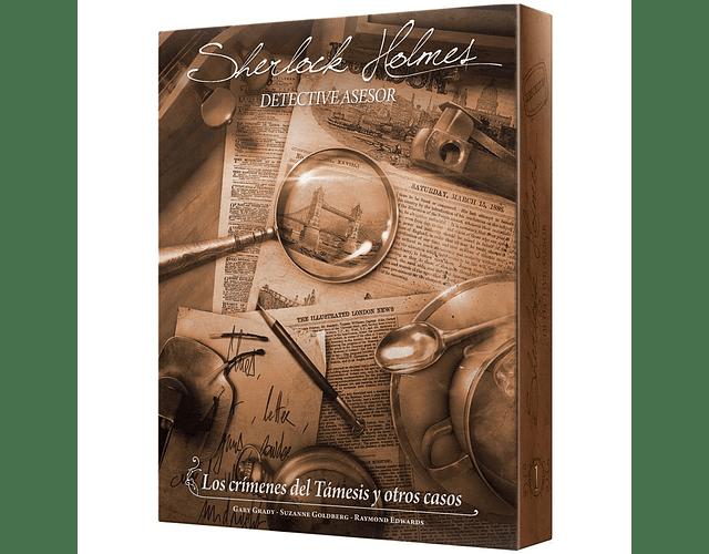 Sherlock Holmes: Los crímenes del Támesis