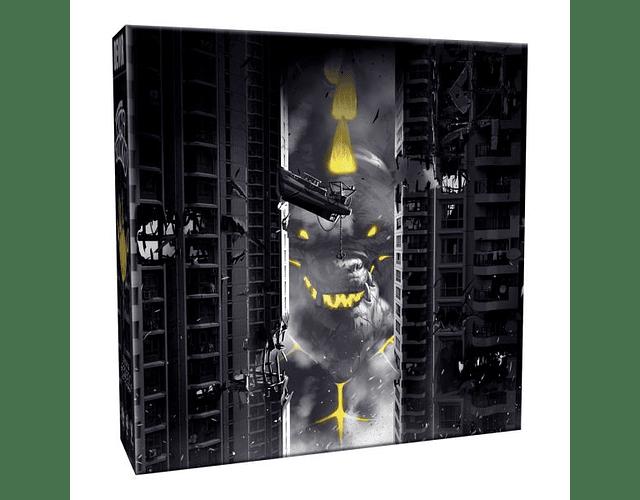 King of Tokyo: Edición Oscura