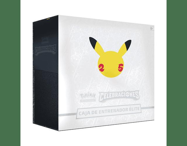 Pokémon TCG Celebrations Elite Trainer Box