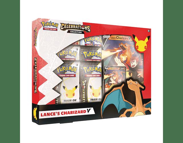 Pokémon TCG: Celebrations Colllection Lance's Charizard V