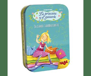 La princesa y el guisante - La cama tambaleante