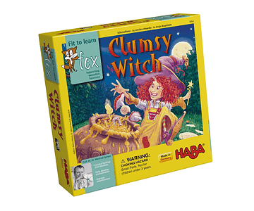 Clumsy Witch (La Bruja Despistada)